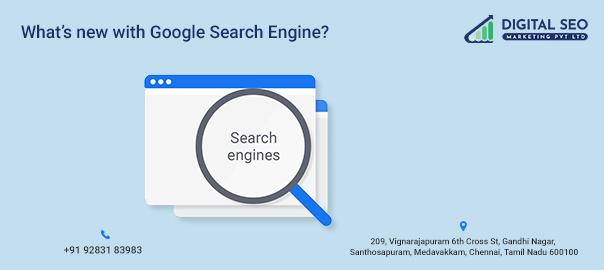 Search Engine Updates